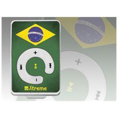 Lettore MP3 Brasil Flag 8GB