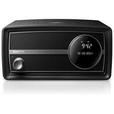 Radio Mini Original ORT2300B Sintonizzatore DAB+ Bluetooth ingresso Audio colore Nero