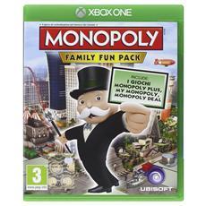 XONE - Monopoly: Family Fun Pack
