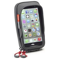 Porta Smartphone Samsung Note 4 Holsters Nero