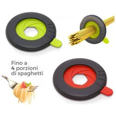 Dosa Spaghetti Regolabile Da 1 A 4 Porzioni Misura Dosatore Spaghetti Rapido - Rosso