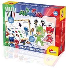 Pj Masks Crea I Tuoi Stickers
