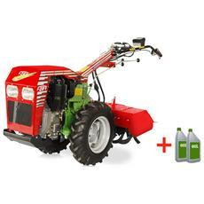 Motocoltivatore A Diesel Centauro Motore Lombardini 3ld510 12hp