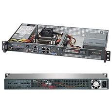 SuperServer 5018A-FTN4, BGA1283, Intel, Atom, DDR3-SDRAM, 2GB, 4GB, 8GB, 204-pin SO-DIMM
