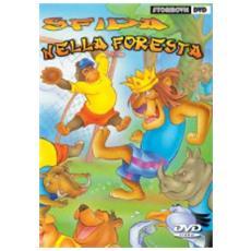 Dvd Sfida Nella Foresta