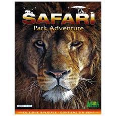 Dvd Safari - Park Adventure (3 Dvd)