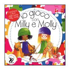Io gioco con Milly e Molly. Con puzzle
