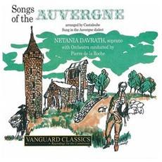Canteloube De Malare - Chants D'auvergne (1923 30) (2 Cd)