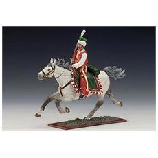 8731385 Mameluk With Sabre + White Orse Modellino