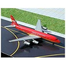3557434 Dc-8-51 Braniff Red 1/400 Modellino