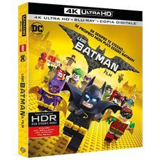 Lego Batman (Blu-Ray 4K Ultra HD)