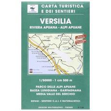 Versilia e parco delle Alpi Apuane