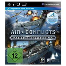 PS3 - Air Conflict - Pacific Carriers