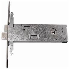 Serratura da Infilare Iseo Art 9631.109.02 Misura 90mm Front. 22X3mm Dim. 206X64mm