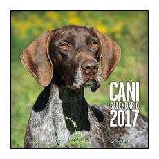 Cani. Calendario 2017