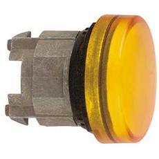 Zb4bv053 - Testa Lampada Spia Gialla Led
