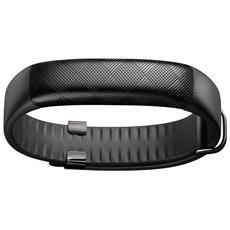 UP2 Bracciale nero con cinturino classico per monitorare l'attività fisica e il sonno Compatibile con Apple e Android RICONDIZIONATO