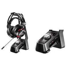 XPG EMIX H30 SOLOX F30 7.1 Gaming cuffia