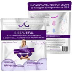 B-beautiful Body Cupping System E Fascia Massager