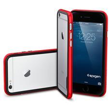 Pellicola Protettiva in Policarbonato per Smartphone Rossa SGP11025