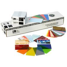 Card / Badge 0.76mm Silver 500 Card