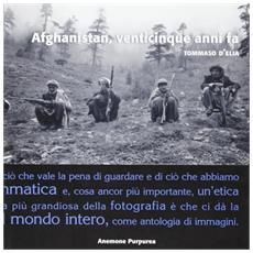Afganistan, venticinque anni fa