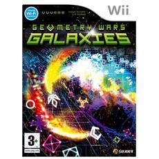 WII - Geometry Wars: Galaxies