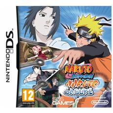 NDS - Naruto Shippuden Naruto Vs Sasuke