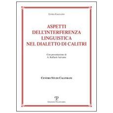 Aspetti dell'interferenza linguistica nel dialetto di Calitri