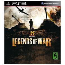PS3 - History: Legends of War