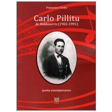Carlo Pillitu de Biddasorris (1902-1991) poeta estemporaneo. Con DVD