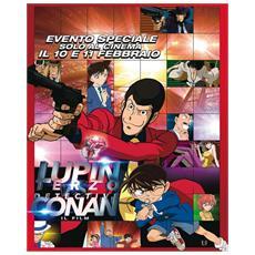 Dvd Lupin Iii Vs Detective Conan-the Mov