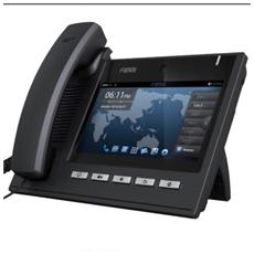 C600 video Telefono VoIP Android