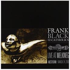 Frank Black & The Catholic - Live At Melkweg 2001