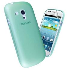 Cover Custodia Brinata Ultra Slim Tpu - Verde - Samsung Galaxy S3