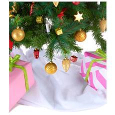 Tappeto Di Neve Di Natale Taglia Unica