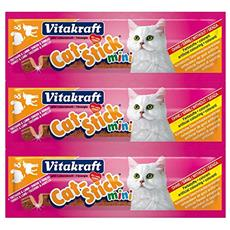 Mini Cat Stick Turkey & Lamb Kitten Treat Cat Treat High Energy X 1