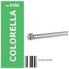 Colorella Portasalviette Doppio Snodato L. 43 Cromo, A23150