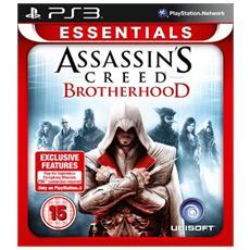 PS3 - Essentials Assassin's Creed Brotherhood