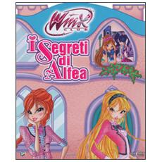 I segreti di Alfea. Winx club. Ediz. illustrata