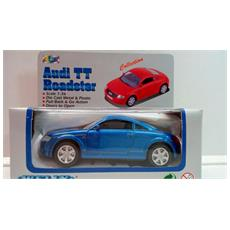 Modello Di Auto 1:36 - Audi Tt Roadster- Blu