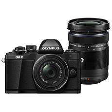 OLYMPUS - E-M10 Mark II Fotocamera con Obiettivo 14-42 mm