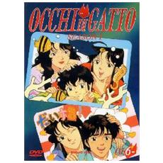 Dvd Occhi Di Gatto #06