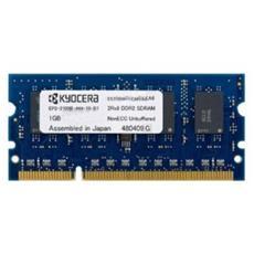 Modulo Memoria Kyocera - 1 GB (1 x 1 GB) - DDR3 SDRAM - 144-pin - DIMM