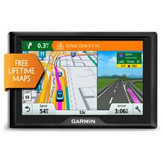 """Drive 40 LM Navigatore GPS Schermo 4.3"""" Micro SDMappa Europa 24 Paesi Aggiornamento Mappe a Vita Incluso"""
