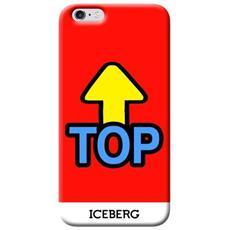 Cover in TPU per iPhone 7 Plus - Top