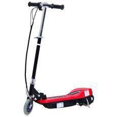 Monopattino Elettrico E-scooter 12km / h Pieghevole, Rosso
