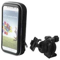 MUCHL0026 Bicicletta Passive holder Nero supporto per personal communication