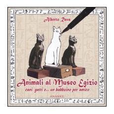Animali al Museo egizio. Cani, gatti e. . . un babbuino per amico