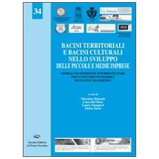 Bacini territoriali e bacini culturali nello sviluppo delle piccole e medie imprese. Modelli ed esperienze interdisciplinari per lo sviluppo sostenibile dei paesi